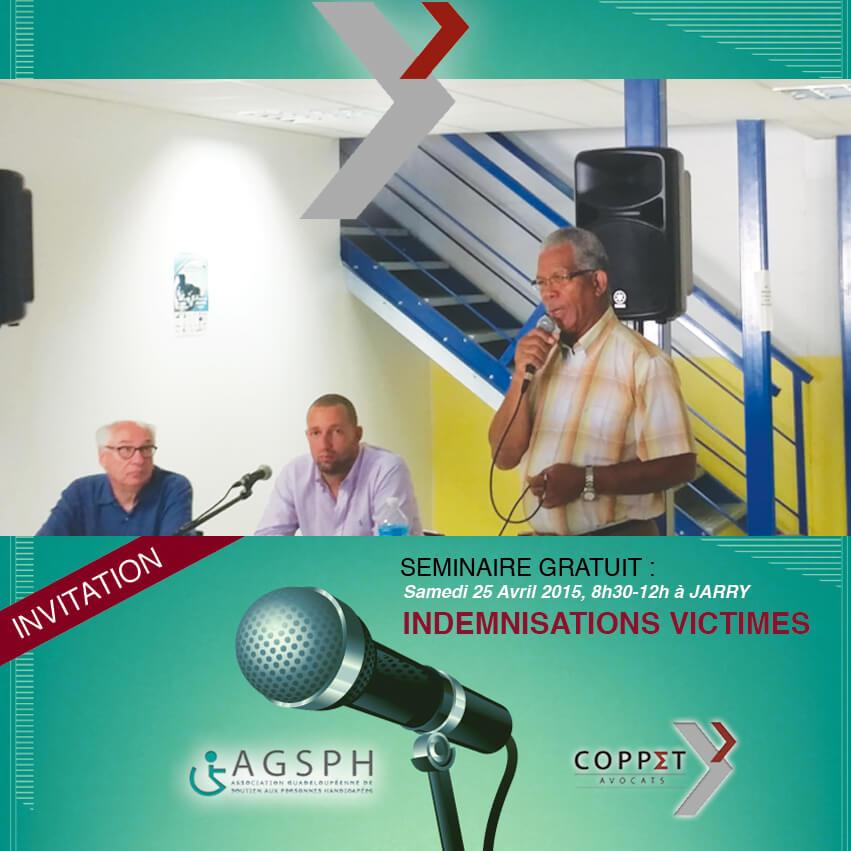 seminaire de droit en guadeloupe par coppet avocats