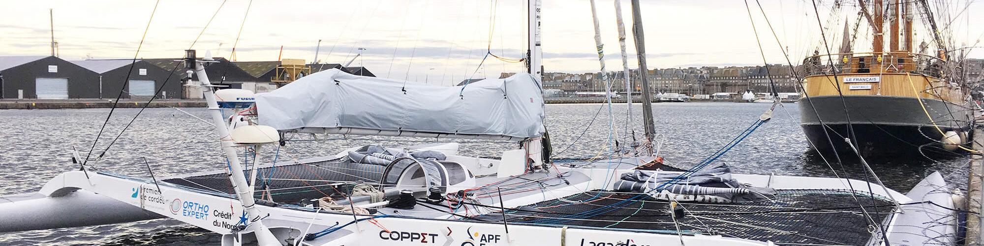 Vent Debout, un bateau de légende par Coppet Avocats