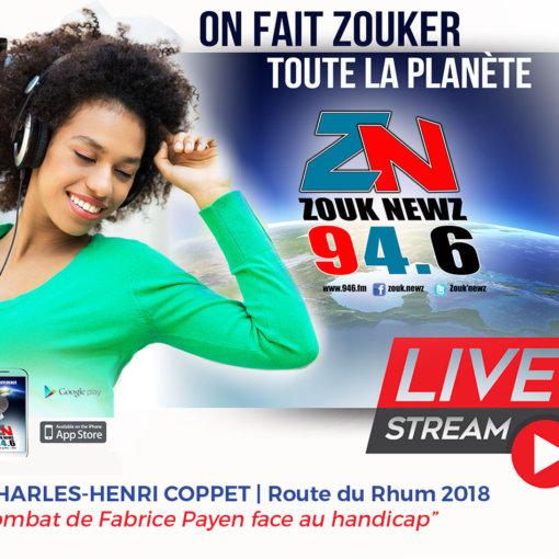 Me Coppet s'adresse aux victimes et à Fabrice Payen sur la radio Zouk Newz