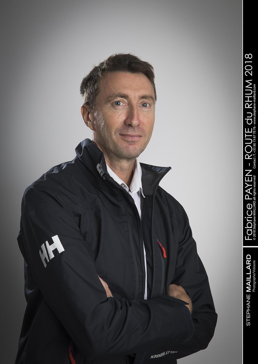 Fabrice payen, premier skipper amputé à entrenprendre la route du rhum par Coppet Avocats