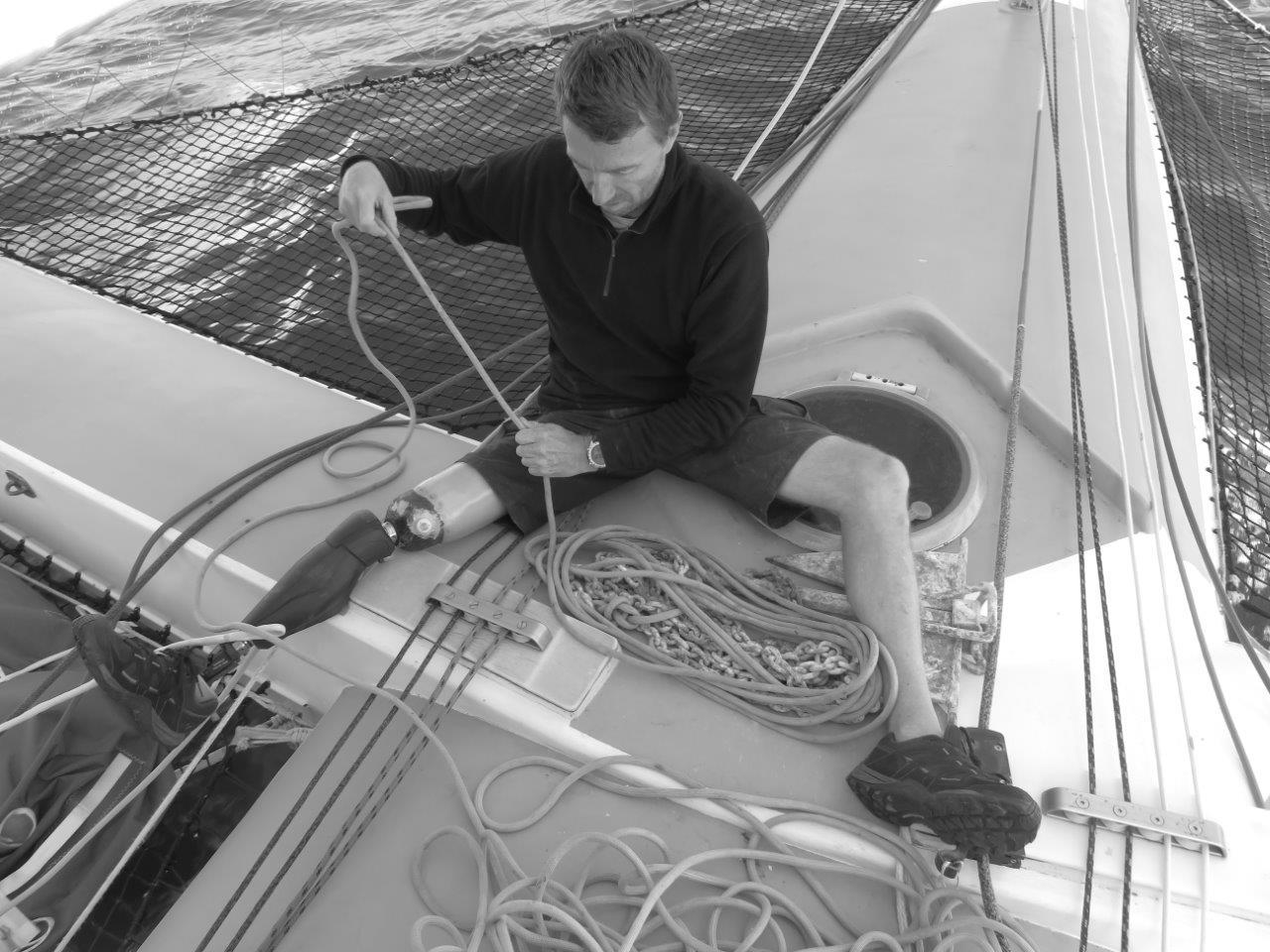 appareillage spécifique pour les sports nautiques
