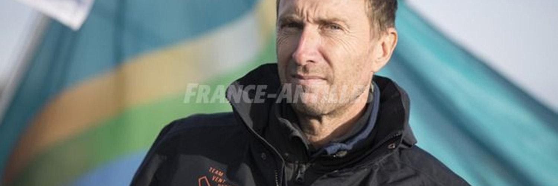 Fabrice payen a dématé - relais médiatique de France-Antilles Guadeloupe
